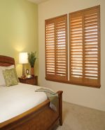 Real Wood Shutters